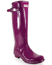 Purple Rain Boots for Women | Women's Fashion