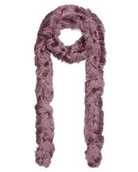 Metallic fringe scarf medium 5169629