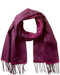 Ted Baker Moston Reverse Colour Scarf