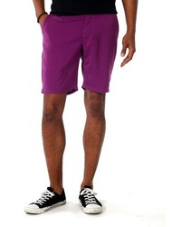 Something Strong Something Northfork Shorts In Purple