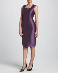 Paneled sheath dress medium 38458