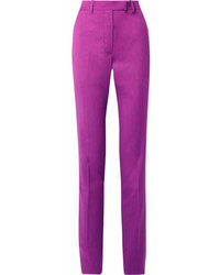 Purple Skinny Pants