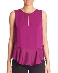 Purple sleeveless top original 3999117