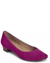 Aerosoles Rosoles Suede Dress Shoes