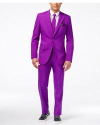 Opposuits Purple Prince Slim Fit Suit Tie