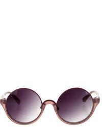 31 Phillip Lim X Linda Farrow Gradient Round Sunglasses