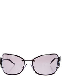 Roberto Cavalli Caos Tinted Sunglasses