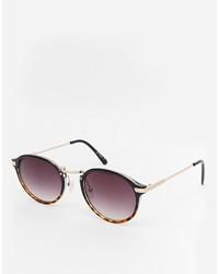 Jeepers Peepers Casper Round Sunglasses