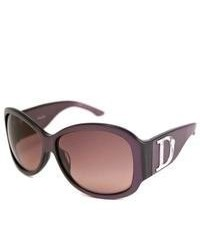 Christian Dior Boudoir F Rectangular Sunglasses