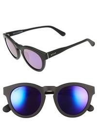 Diff Dime Ii 48mm Retro Sunglasses Tortoise Gold