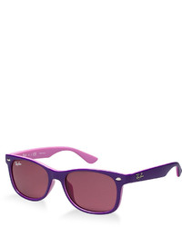 Ray-Ban Junior Sunglasses Rj9052s New Wayfarer Kids