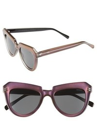 Komono Stella Sunglasses Purple Haze