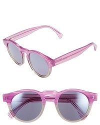 Illesteva Leonard 48mm Sunglasses