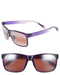 Maui Jim Red Sands 59mm Polarizedplus2 Sunglasses Purple Fade Maui Rose
