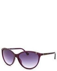Michael Kors Michl By Michl Kors Camila Cay Eye Purple Sunglasses