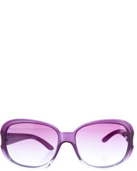Miu Miu Ombr Square Sunglasses