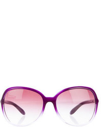 Prada Gradient Butterfly Sunglasses