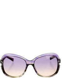 Roberto Cavalli Melissa Gradient Sunglasses