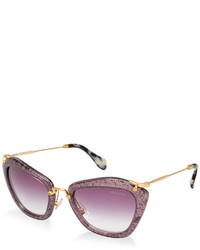 Miu Miu Sunglasses Mu 10ns