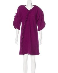 Merino wool sweater dress medium 6717537