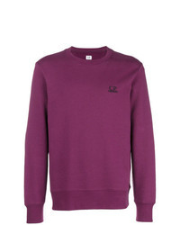 Purple Sweatshirt