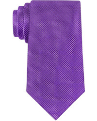 Sean John Holiday Unsolid Solid Extra Long Tie