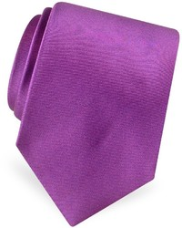 Solid pure silk satin silk tie medium 337430