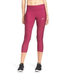Epic cool crop running tights medium 4412964