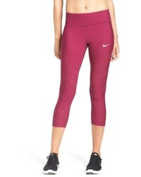 Epic cool crop running tights medium 5255720