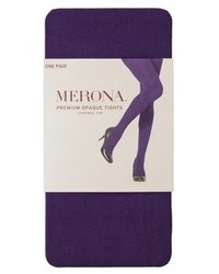 Merona Tall Premium Control Top Opaque Tights