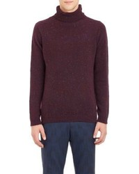 Paul Smith Donegal Inspired Turtleneck Sweater
