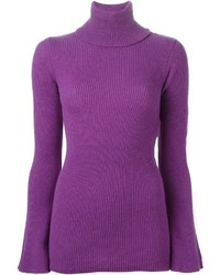 Stella mccartney ribbed sweater medium 421648