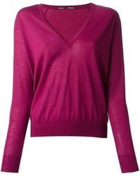Proenza Schouler V Neck Sweater