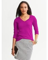 special discount really cheap wholesale sales Women's Purple V-neck Sweaters by Banana Republic | Women's ...