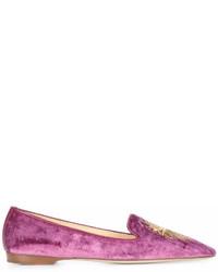 Emma hope shoes embroidered ballerinas medium 7012747