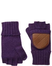 Lauren by ralph lauren quilted nappa glove mitt medium 126041