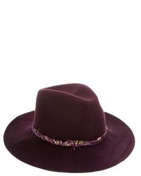 Eugenia Kim Wide Brim Fur Fedora