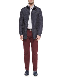 Quilted Barn Jacket | Men's Fashion : mens quilted barn jacket - Adamdwight.com