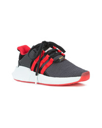 official photos d67c4 7e1bb Blue Jeans Red and Black Athletic Shoes