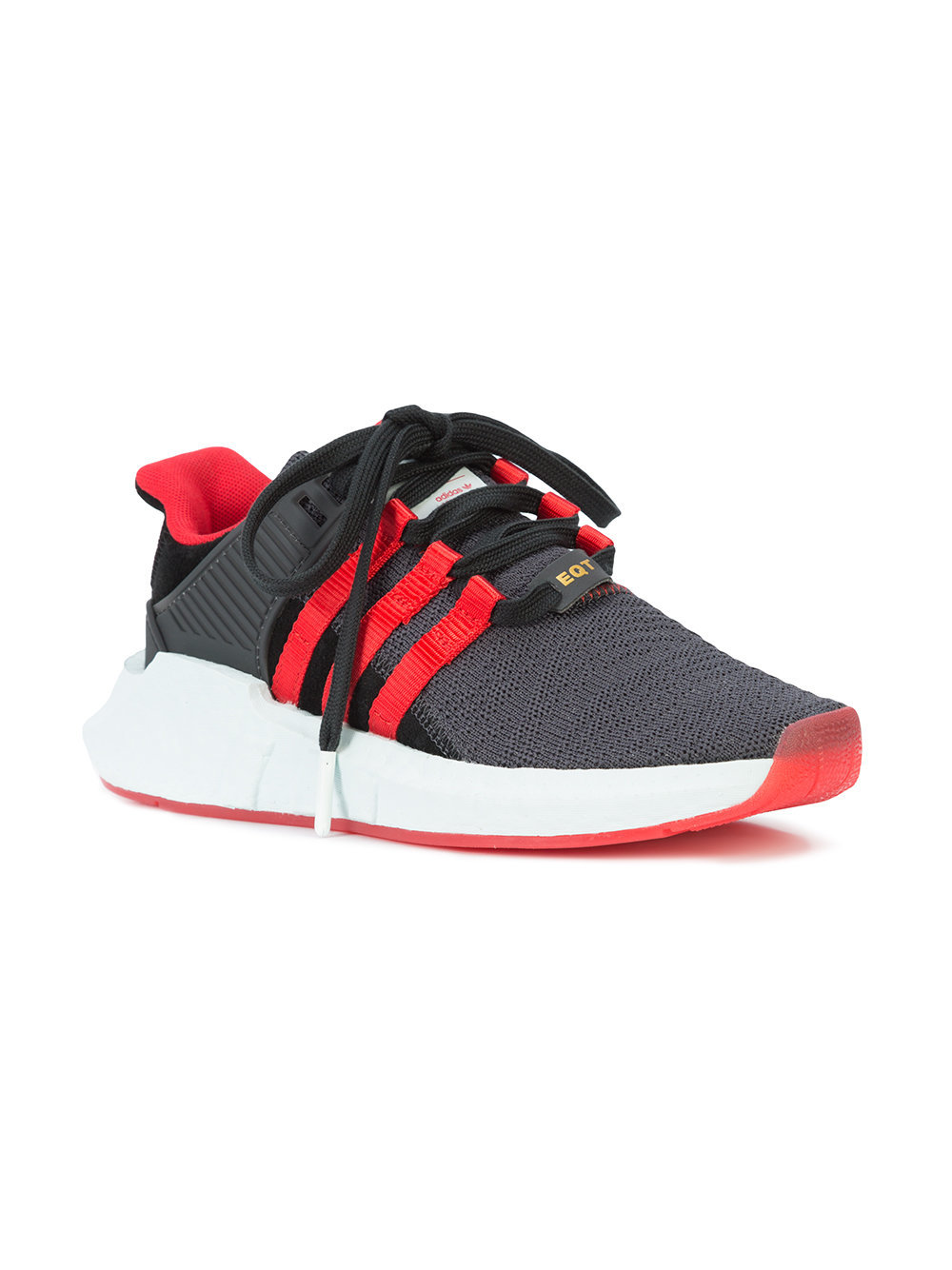 5e21f50e5924 ... Red and Black Athletic Shoes adidas Eqt Support 9317 Yuanxiao Sneakers  ...