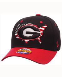 Zephyr Kids Georgia Bulldogs United Adjustable Cap