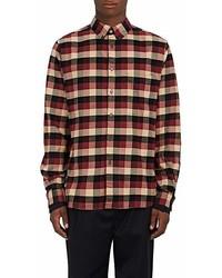 Public School Checked Cotton Flannel Shirt