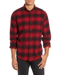 Rails Forrest Plaid Regular Fit Flannel Sport Shirt