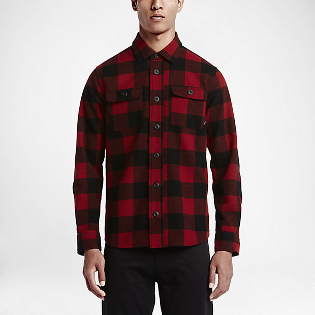 good looking good looking really cheap $120, Nike Sb Holgate Wool Long Sleeve Shirt