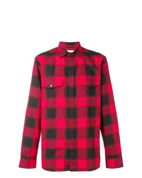 Calvin Klein Checked Shirt