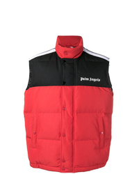 Red and Black Gilet