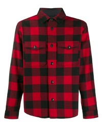 Woolrich Check Long Sleeve Shirt