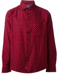 Rag and Bone Rag Bone Checked Shirt