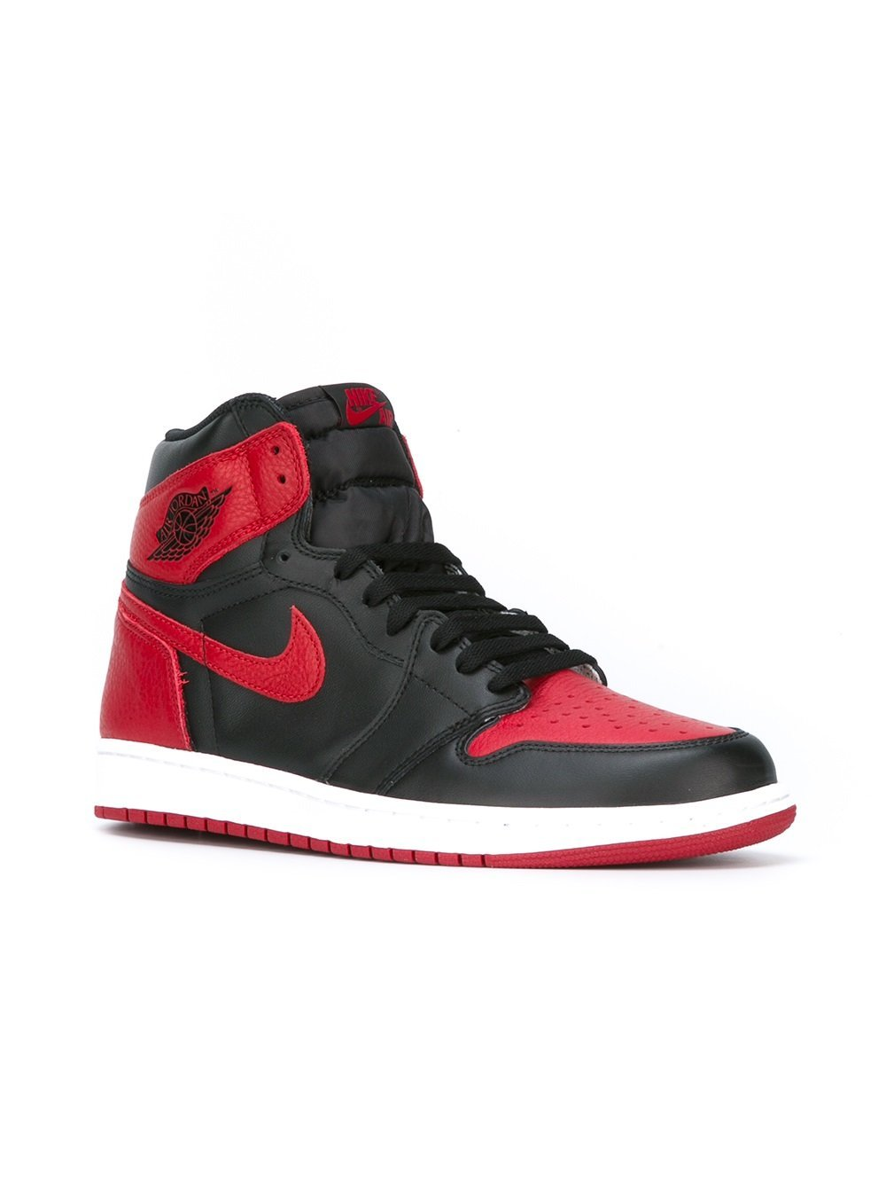 d2def8e16f930f Nike Air Jordan 1 Retro High Og Banned Sneakers