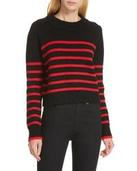 LA LIGNE Mini Maren Wool Cashmere Sweater